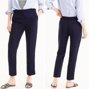 J. Crew | Navy Pull On Easy Pant